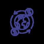 Circular Economy Loans Icon