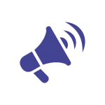Marketing Megaphone Icon